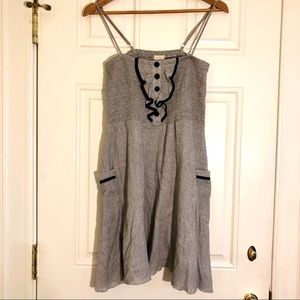 Cute Comfy Gray Dress 🖤